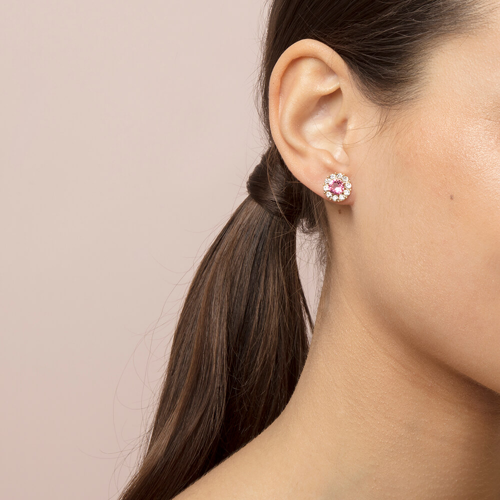 Miss Sofia earrings - Rose - Lily and Rose UK